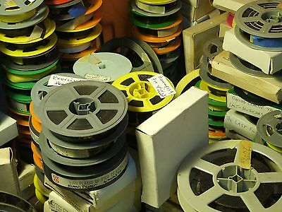 16mm Movie Trailers – 60-second length, 1960s & 1970s Movies - See List