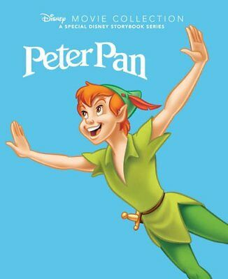 Disney Movie Collection Peter Pan by Disney Book The Cheap Fast Free Post