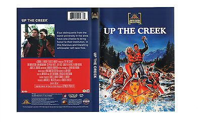 Up the Creek 80's Cult Comedy (DVD, 1984)