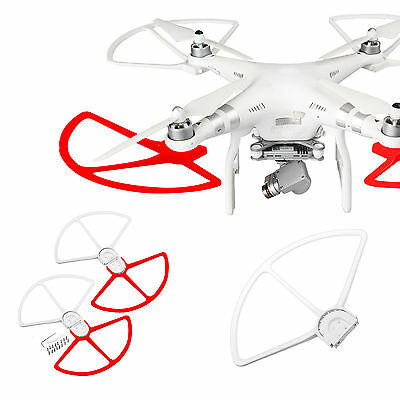 DR90 Quick Release Snap On Propeller Props Protector Guard For DJI Phantom 1 2 3