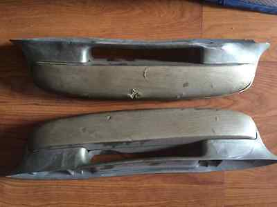 1957 Chevy Bel Air Armrests Daily Driver Condition Silver