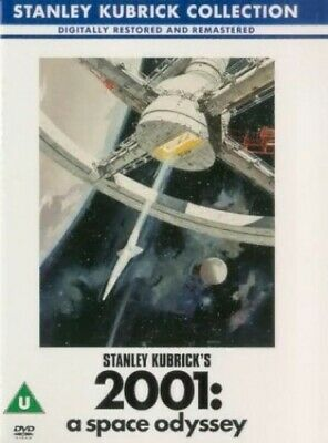 2001: A Space Odyssey [1968] [DVD] - DVD  OMVG The Cheap Fast Free Post
