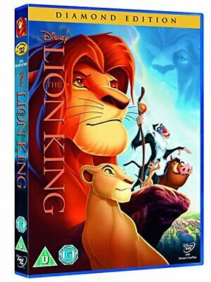 The Lion King (Diamond Edition) [DVD] - DVD  TOVG The Cheap Fast Free Post