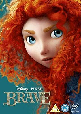 Brave [DVD] [2012] - DVD  VEVG The Cheap Fast Free Post