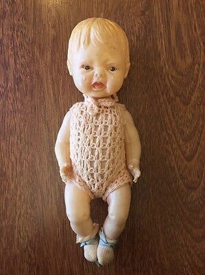 Vintage Crying Baby doll