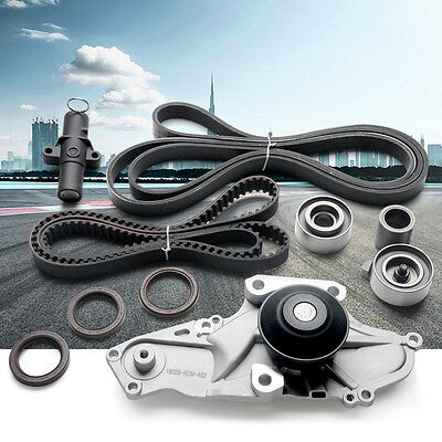 Genuine Timing Belt Kit & Water Pump Honda/Acura V6 Factory Parts