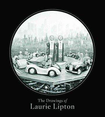 The Drawings of Laurie Lipton by Laurie Lipton Hardcover Book (English)