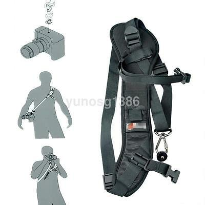 Quick Rapid Camera Single Shoulder Belt Neck Strap for DSLR Camera Nikon Canon A