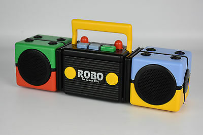 SANYO ROBO - for curious kids, Cassette Tape Deck Player | FAST POST