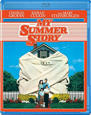 My Summer Story (2016, Blu-ray NEW)