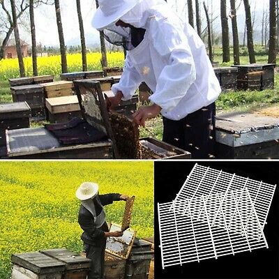 2Pcs Beekeeping Queen Bee Excluder Trapping Grid Net Equipment Apiculture Tools
