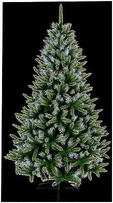 2.1m Mountain Snow Fir Xmas Christmas Tree
