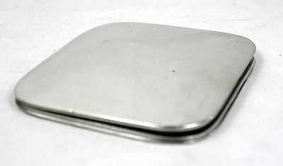 Antique Sterling Silver Business Card Case Asprey & Co London 1913 89 g