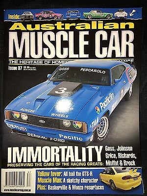 Australian Muscle Car Magazine Issue 87