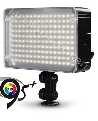 Faretto Illuminatore Per Video Professionali Con 160 Led Cri 95+ Amaran Al-H160