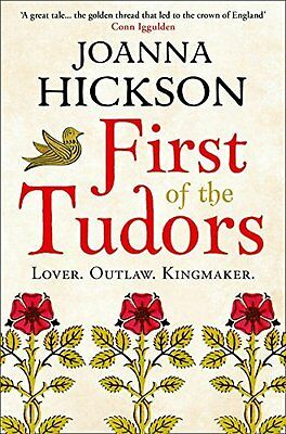 First of the Tudors by Joanna Hickson New Paperback Book