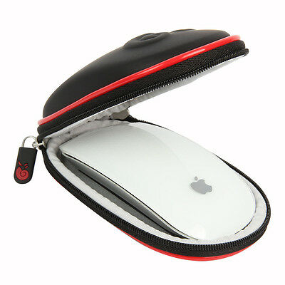 Hard EVA Protective Case Carrying Cover Bag for Apple Magic Mouse I II 2nd Gen