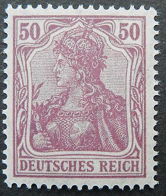 Germany stamp  OLD MINT HINGED  WITH ORIGINAL GUM ..