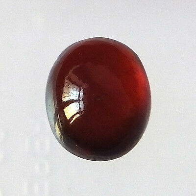10.45 Carat Natural Hessonite Garnet 11.7x14.5 MM Cabochon Gemstone Oval Shape