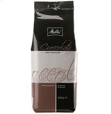 Melitta Kakao Cioccolata Milk Chocolate 10 x 1 Kg Vending