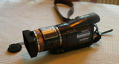 Sony HDR-HC1E Camcorder PAL