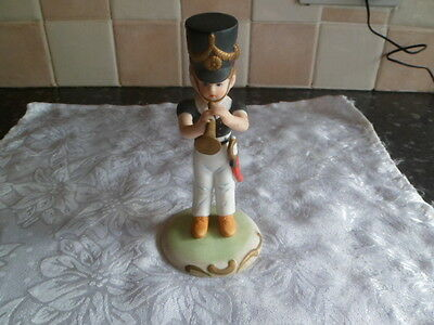 Figure of a soldier boy