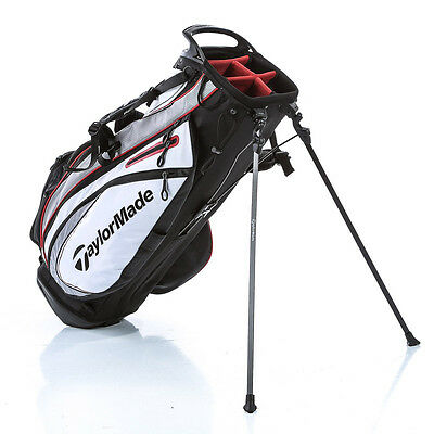 TaylorMade Purelite Pro Golf Carry Cart Stand Bag 2017 NEW