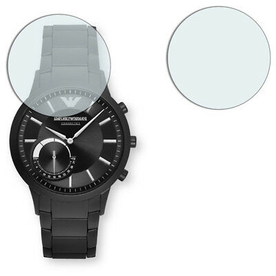 2x Golebo Crystal screen protector for Emporio Armani Connected Smartwatch