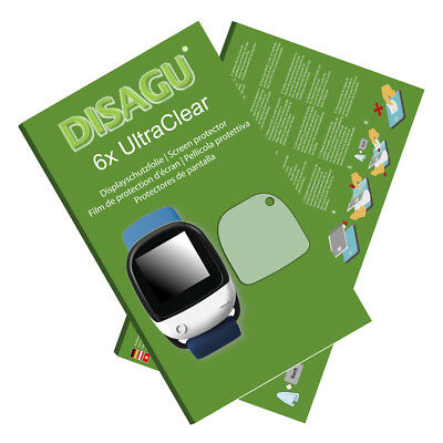 6x UltraClear Screen Protector for KiGo Watch