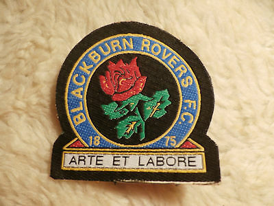 @ Vintage Sew On Patch - Blackburn - New Old Stock