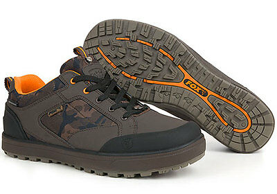 FOX CHUNK CAMO TRAINERS All Sizes FREE POST CARP TRAINERS