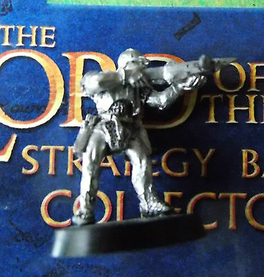 Games Workshop Warhammer Lord Of The Rings Metal Uruk Hai With Crossbow