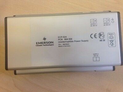 Emerson Climate Technologies ECP-024 PCN 804 558 Uninterruptible power supply