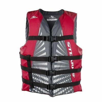 Stearns Adult Classic Oversized Nylon Life Jacket Bouyancy Aid 2000021179