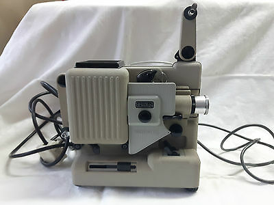 Vintage Eumig Wien P8 - 8 Mm Automatic Film  Projector