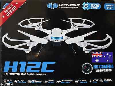 JJRC H12C Headless Mode One Key Return RC Quadcopter With *5MP* Camera