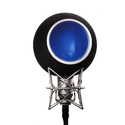 Kaotica Eyeball Portable Vocal Booth Acoustic Treatment With Built In Pop Filter