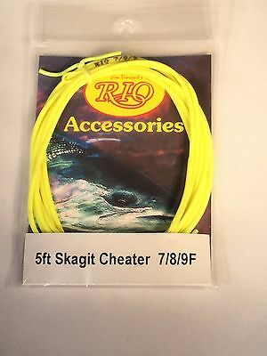 RIO SKAGIT 5 ft. FLOATING CHEATERS 7/8/9F  - YELLOW
