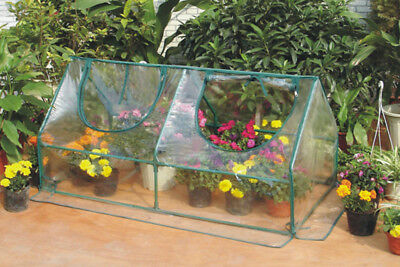 Zenport 4 Ft. W x 2 Ft. D Mini Greenhouse