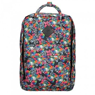 Vans Icono Rainbow Floral Backpack - Job lot of 10.