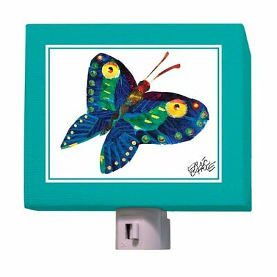 Oopsy Daisy Eric Carle's Butterfly In Flight Night Light
