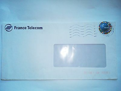 France Telecom Enveloppe Pre-Timbree Stamped Cover