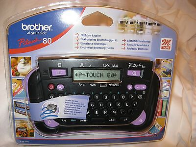 Brother P-Touch 80 Label Thermal Printer