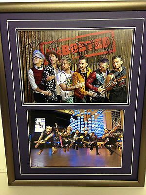McBusted Genuine Hand Signed/Autographed Photograph with COA