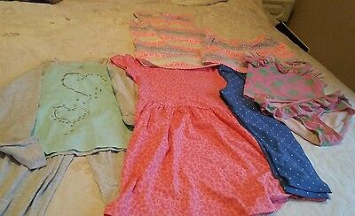 Small bundle girls clothes age 8-9years