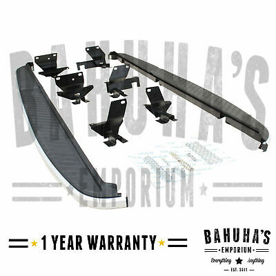 For Range Rover Sport/land Rover Side Steps Running Boards 2005-2012 1Yr Waranty