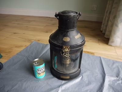 HUGE RARE VICTORIAN RAILWAY TRAIN STATION MURRAY & Co LAMPADS GLASGOW LANTERN