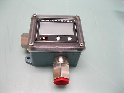 """1/2"""" UE United Electric Controls 2W2D00P12 Electronic Switch NEW H18 (2139)"""