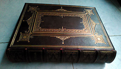 1891 - The Holy Bible Containing the Old and New Testament - Oxford - 3458 Grams
