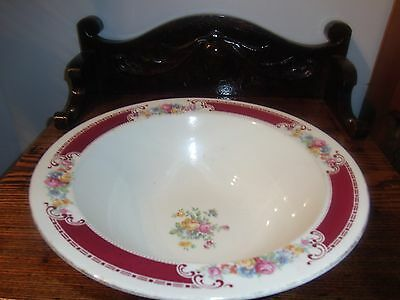 homer laughlin majestic brittany round veg. bowl